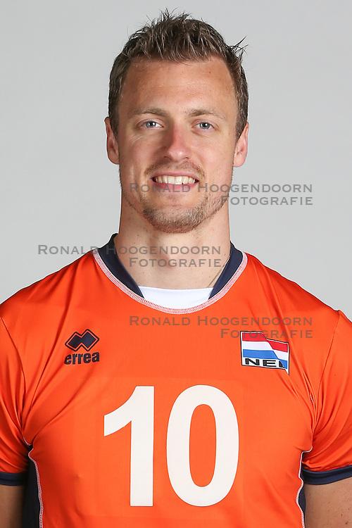 20160516 NED: Selectie Nederlands volleybal team mannen, Arnhem<br />Jeroen Rauwerdink