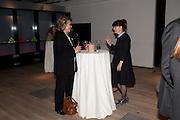 JENNE CASSAROTTO; JODI SHILEDS, BIRDS EYE VIEW INTERNATIONAL WOMEN'S DAY  RECEPTION, BFI Southbank. London. 8 March 2012.