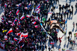 Domen Prevc of Slovenia during Ski Flying Hill Team Competition at Day 3 of FIS Ski Jumping World Cup Final 2018, on March 24, 2018 in Planica, Ratece, Slovenia. Photo by Ziga Zupan / Sportida