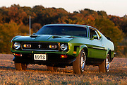 1972 Ford Mustang owned by Brian Dunham