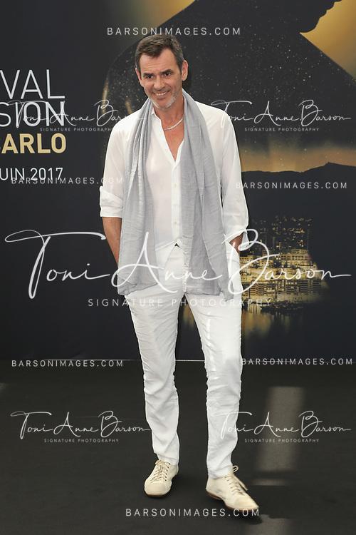 """MONTE-CARLO, MONACO - JUNE 18:  Jerome Bertin attends """"Plus Belle La Vie"""" photocall on June 18, 2017 at the Grimaldi Forum in Monte-Carlo, Monaco.  (Photo by Tony Barson/FilmMagic)"""