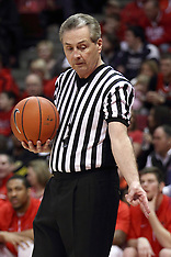 Terry Davis referee photos