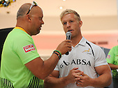 Springbok 7's signing at Cape Gate 15 November 2015