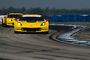 March 19-21, 2015 Sebring 12 hour 2015: Magnussen/Garcia/Briscoe, USA Corvette Racing C7.R GTLM