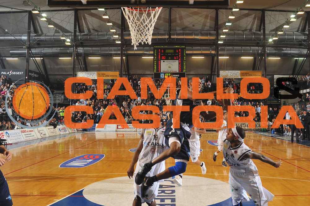 DESCRIZIONE : Ferrara Lega A 2008-09 Carife Ferrara GMAC Fortitudo Bologna<br /> GIOCATORE : Darryl  Strawberryl<br /> SQUADRA : GMAC Fortitudo Bologna<br /> EVENTO : Campionato Lega A 2008-2009<br /> GARA : Carife Ferrara GMAC Fortitudo Bologna<br /> DATA : 21/03/2009<br /> CATEGORIA : Tiro<br /> SPORT : Pallacanestro<br /> AUTORE : Agenzia Ciamillo-Castoria/G.Gregolin