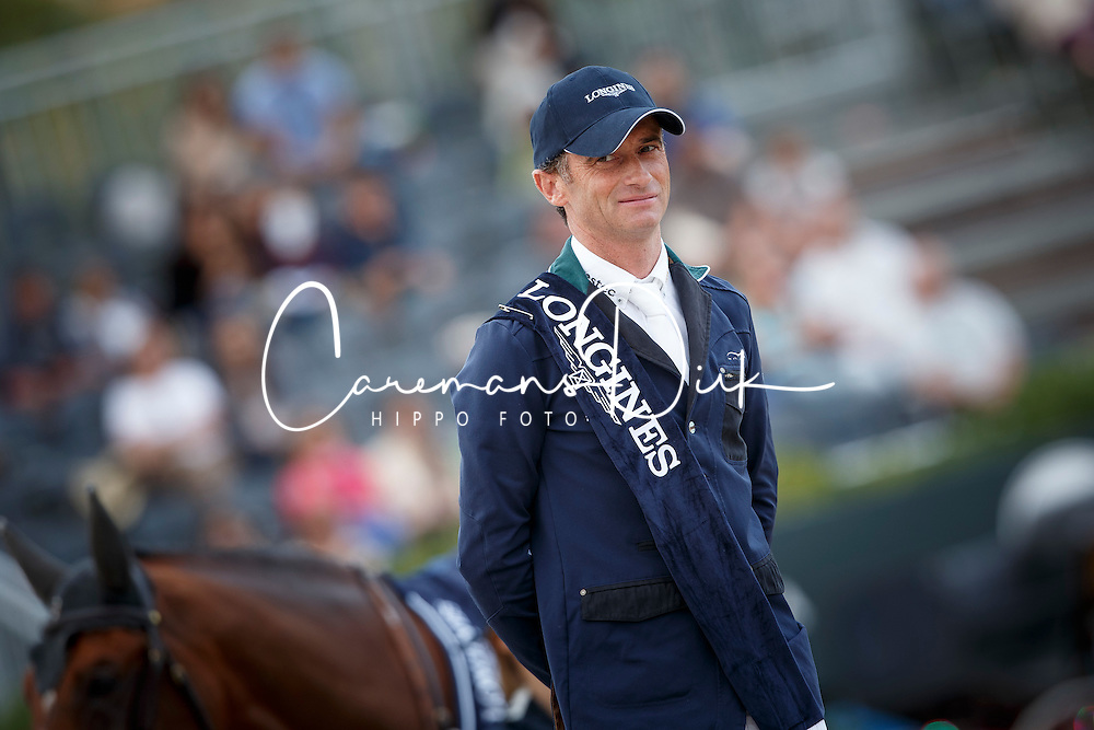Lynch Denis, (IRL), All Star<br /> Longines Cup of the City of Barcelona<br /> CSIO - Barcelona 2015<br /> &copy; Dirk Caremans<br /> 27/09/15