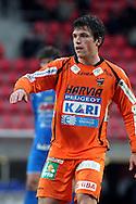 23.04.2010, Ratina, Tampere..Veikkausliiga 2010, Tampere United - JJK Jyv?skyl?..Jukka-Pekka Tuomanen - JJK.©Juha Tamminen.