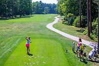 ENSCHEDE -  hole Zuid 1. Golfbaan Rijk van Sybrook - COPYRIGHT KOEN SUYK