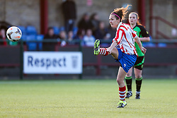 Match Action - Rogan Thomson/JMP - 11/04/2017 - FOOTBALL - GFA HQ - Bristol, England - Cheltenham Town v St Nicholas Reserves - Gloucestershire FA Womens' Trophy Final.