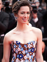 Actress Rebecca Hall at the gala screening for the film The BFG at the 69th Cannes Film Festival, Saturday 14th May 2016, Cannes, France. Photography: Doreen Kennedy