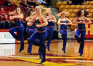 University of Virginia Dance Team at VMI