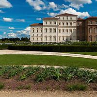 """The Palace of Diana. Initially a countryside summer residence for the Savoiard kings the Reggia di Venaria Reale, near Turin was converted into a garrison under Napoleon Bonaparte. Later it reassumed it's """"peaceful functions""""."""