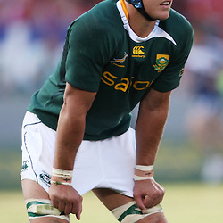 Juan Smith of South Africa during the British and Irish Lions tour 2009 <br /> LIONS TOUR 2009 SOUTH AFRICA