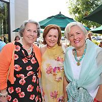 Mary Beth Engler, Fran Pieper, Millie Cain