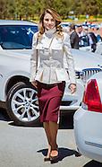 Queen Rania & King Abdullah Australia State Visit 3
