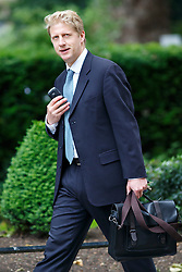 © Licensed to London News Pictures. 03/06/2014. LONDON, UK. Jo Johnson attending to a cabinet meeting in Downing Street on Tuesday, 3 June 2014. Photo credit: Tolga Akmen/LNP