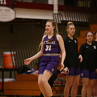 Women's Basketball: Hamline University Pipers vs. University of St. Thomas (Minnesota) Tommies