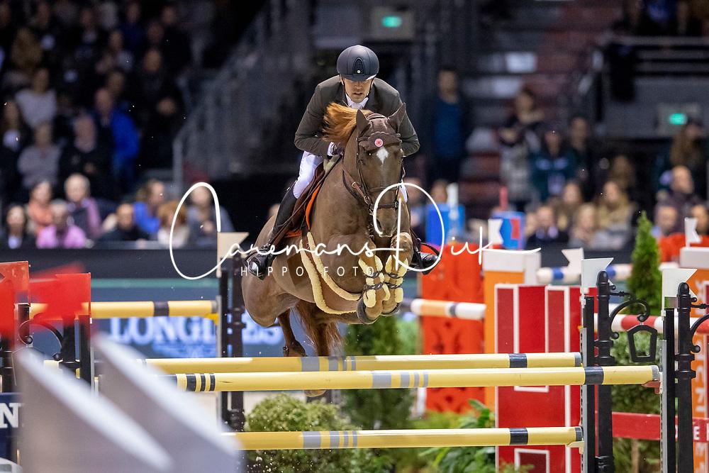 Delestre Simon, FRA, Hermes Ryan<br /> Jumping International de Bordeaux 2020<br /> © Hippo Foto - Dirk Caremans<br />  08/02/2020