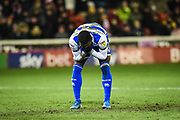 Bright Osayi-Samuel of Queens Park Rangers during the EFL Sky Bet Championship match between Barnsley and Queens Park Rangers at Oakwell, Barnsley, England on 14 December 2019.