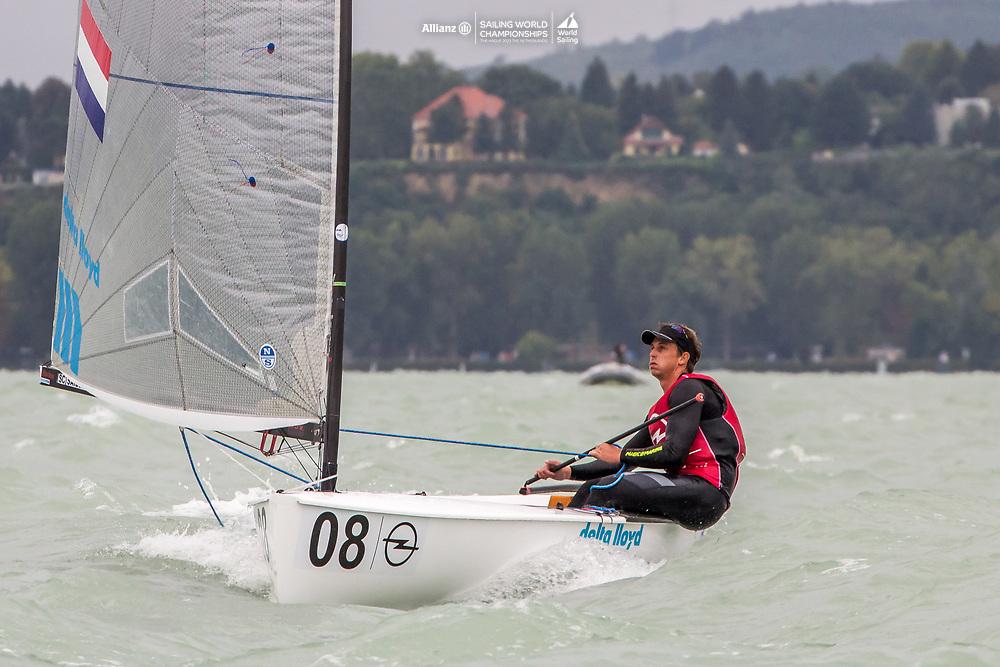 2017 Opel Finn Gold Cup. Balatonföldvár, Hungary. September 4-10