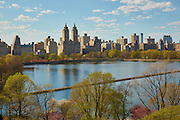 View of Central Park Reservoir from 1049 Fifth Avenue, 16th floor
