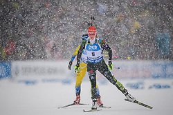 March 10, 2019 - –Stersund, Sweden - 190310 Denise Herrmann of Germany during the Women's 10 km Pursuit during the IBU World Championships Biathlon on March 10, 2019 in Östersund..Photo: Petter Arvidson / BILDBYRÃ…N / kod PA / 92254 (Credit Image: © Petter Arvidson/Bildbyran via ZUMA Press)