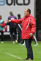 20111103 Braga: SC Braga vs. NK Maribor, UEFA Europa League, Group H, 4th round. In picture: Braga coach Leonardo Jardim. Photo: Pedro Benavente/Cityfiles