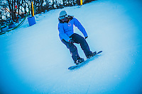 Skiing at Massanutten in the Shenandoah Vally. Skiing and snowboarding in Virginia. In the Blue Ridge mountains