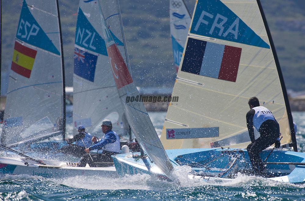 2012 Olympic Games <br /> London / WeymouthFinn TURKaynar Alican