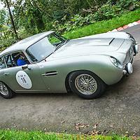Car 16 Alan Beardshaw Peter Fletcher Aston Martin DB5 Vantage