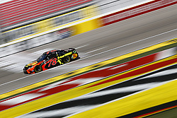 March 2, 2018 - Las Vegas, Nevada, United States of America - March 02, 2018 - Las Vegas, Nevada, USA: Martin Truex Jr (78) takes to the track to practice for the Pennzoil 400 at Las Vegas Motor Speedway in Las Vegas, Nevada. (Credit Image: © Justin R. Noe Asp Inc/ASP via ZUMA Wire)