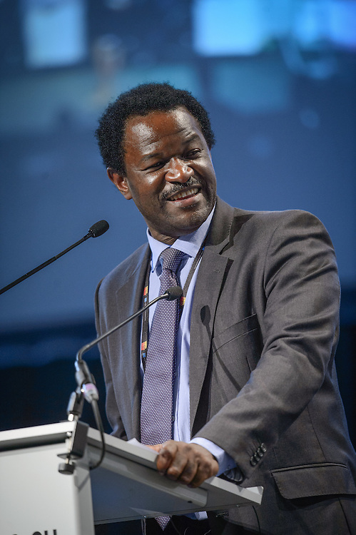 04 June 2015 - Belgium - Brussels - European Development Days - EDD - Jobs - Growing agriculture , growing jobs - The private sector on the spot - Akin Sawyerr ,<br /> Executive Secretary, Agricultural Fresh Produce Growers and Exporters Association of Nigeria (AFGEAN) &copy; European Union