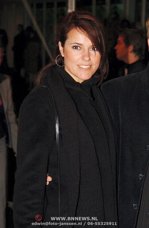 NLD/Utrecht/20051001 - Nederlands Filmfestival 2005, Premiere Johan, Susan Visser