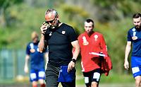 Fotball , 11. mars 2020 , Privatkamp , Aalesund - Ranheim<br /> Lars Bohinen , Aalesund