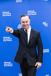 Andrew O'Hagan appearing at the Edinburgh International Book Festival<br /> <br /> Andrew O'Hagan, FRSL is a Scottish novelist and non-fiction author. He is also an Editor at Large of Esquire, London Review of Books and critic at large for T: The New York Times Style Magazine.