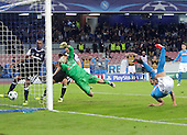 20161019 Champions League : Illusioni / la rovesciata di Manolo Gabbiadini