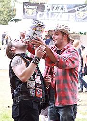 06.08.2010, Wacken Open Air 2010, Wacken, GER, 2.Tag beim 21.Heavy Metal Festival 75.000 Fans stellen ein Dorf auf den Kopf, EXPA Pictures © 2010, PhotoCredit: EXPA/ nph/  Kohring+++++ ATTENTION - OUT OF GER +++++ / SPORTIDA PHOTO AGENCY
