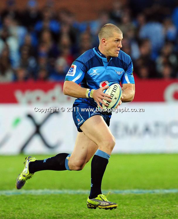 Jaco Pretorius of the Bulls <br /> &copy; Barry Aldworth/Backpagepix
