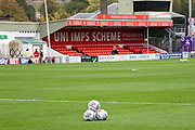 General view of ground during the EFL Sky Bet League 2 match between Lincoln City and Crawley Town at Sincil Bank, Lincoln, United Kingdom on 28 October 2017. Photo by Mick Haynes.