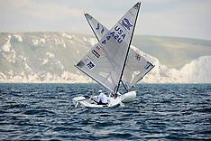 2011 Weymouth Test Event Finn Class
