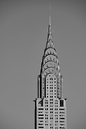 USA, East Coast, New York, Manhattan,view from Queens to midtown, Chrysler building