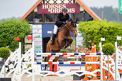 HOUTZAGER Marc (NED), Habitat BP<br /> Hagen - Horses and Dreams 2019 <br /> 2. Qualifikation Youngster Tour für 6+7j Pferde<br /> Preis der Gemeinde Hagen a.T.W.<br /> 26. April 2019<br /> © www.sportfotos-lafrentz.de/Stefan Lafrentz