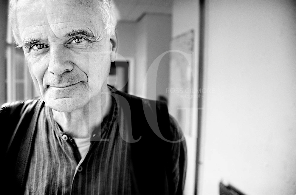 Sir Peter Maxwell Davies.Conductor..PIC ©Ross Gilmore 2001..****FOR ONE TIME USE BY SUNDAY HERALD. EVERY SUBSEQUENT USE ILL INCUR A REPRODUCTION FEE PAYABLE.******