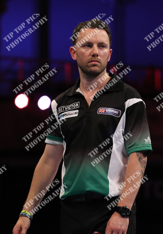 PDC WORLD MATCHPLAY 2014,PAUL NICHOLSON<br /> PIC CHRIS SARGEANT,<br /> TIPTOPPICS