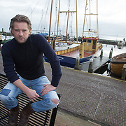 NLD/Volendam/20131126 - Onthulling kerstnummer 100% NL, Ferry Somogyi