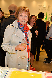 JOAN BAKEWELL at the ;launch of the Conran Shop at Selfridge's, Oxford Street, London on 22nd September 2015.