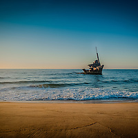 MV Sygna Wreck, Stockton Beach