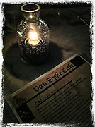 candlelight with menu at night cellphone photography,Iphone pictures,smartphone pictures