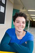 Lauren Gross, 36, är organisatören bakom Repair Café i Portland.  <br /> Oregon, USA