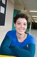Lauren Gross, 36, &auml;r organisat&ouml;ren bakom Repair Caf&eacute; i Portland.  <br /> Oregon, USA